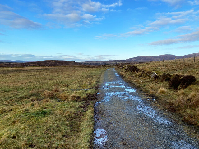 Track to Craigleadh