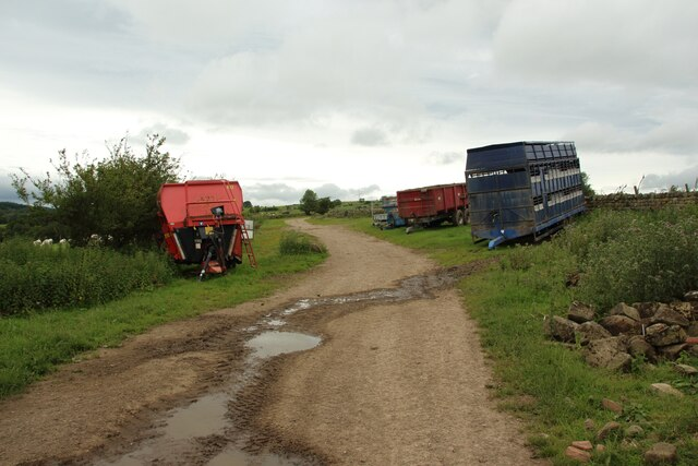 Trailers at Central House Farm