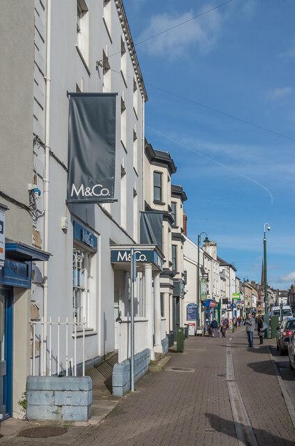 Monnow Street