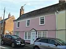 TL7835 : Castle Hedingham houses [1] by Michael Dibb