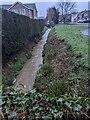 TF0820 : The stream in Edwin Gardens by Bob Harvey