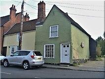 TL7835 : Castle Hedingham houses [8] by Michael Dibb