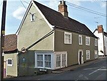 TL7835 : Castle Hedingham houses [11] by Michael Dibb