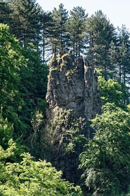 Long Stone Pillar in May 2020