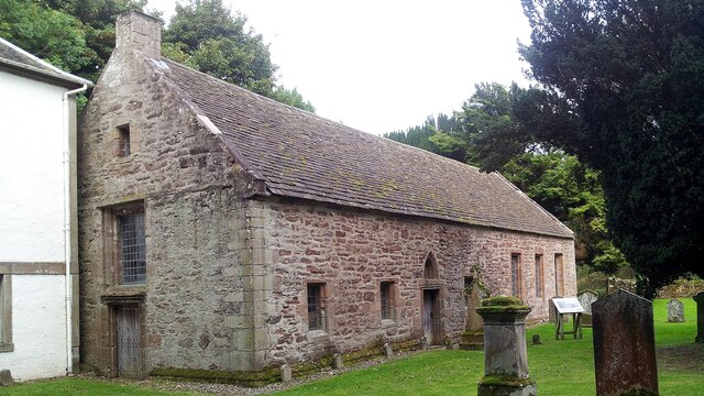 Innerpeffray Chapel and Free Library