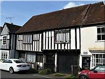 TL7835 : Castle Hedingham houses [21] by Michael Dibb