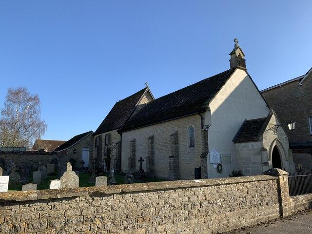Our Lady's Catholic Church, Marnhull
