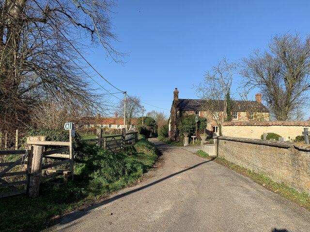 Old Mill Lane, Marnhull
