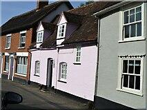 TL7835 : Castle Hedingham houses [28] by Michael Dibb