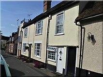 TL7835 : Castle Hedingham houses [32] by Michael Dibb