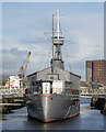 J3575 : HMS 'Caroline', Belfast by Rossographer