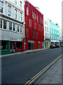 TR2336 : Tontine Street by John Baker