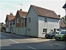 TL7835 : Castle Hedingham houses [49] by Michael Dibb