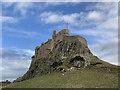 NU1341 : Lindisfarne Castle by Jonathan Hutchins