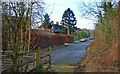 SU6288 : Old Road, Crowmarsh Hill by Des Blenkinsopp
