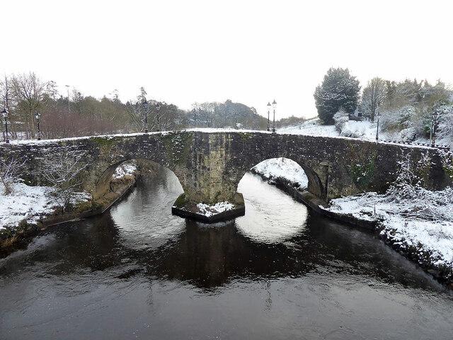 King James Bridge, Irishtown Road, Omagh