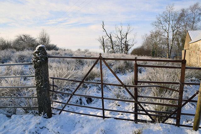 Rusty gate, Fireagh
