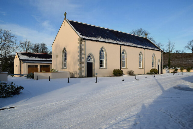 St Mary's RC Church at Fireagh
