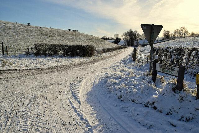 Fireagh Road, Loughmuck