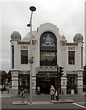 TQ2778 : Michelin House, 81 Fulham Road (A308), Chelsea by habiloid