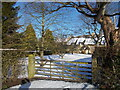 TF1505 : The Old Bakehouse, Glinton, in the snow by Paul Bryan