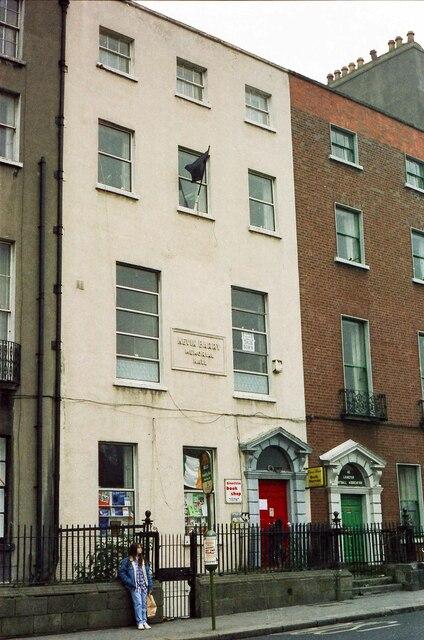 Sinn Féin Headquarters, Dublin - May 1994