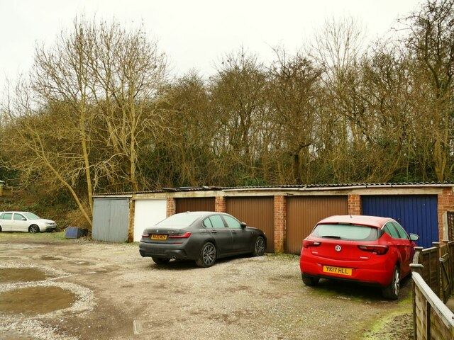 Garages, Church Court, Yeadon (2)