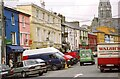 L6550 : Main Street, Clifden, County Galway - May 1994 by Jeff Buck