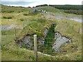 SN7391 : Esgair Hir Mine by Sandy Gerrard