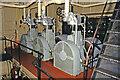 TQ7670 : SS Jeremiah O'Brien, Chatham - generator flat by Chris Allen