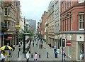 SJ8398 : King Street by Gerald England
