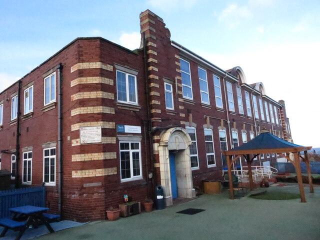 Rockcliffe First School, Whitley Bay