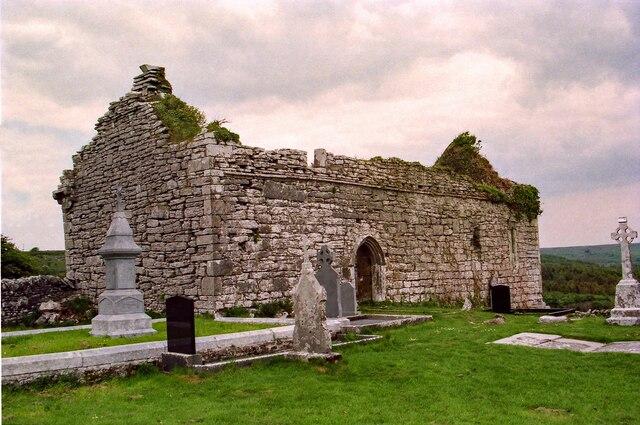 Carran Church, County Clare