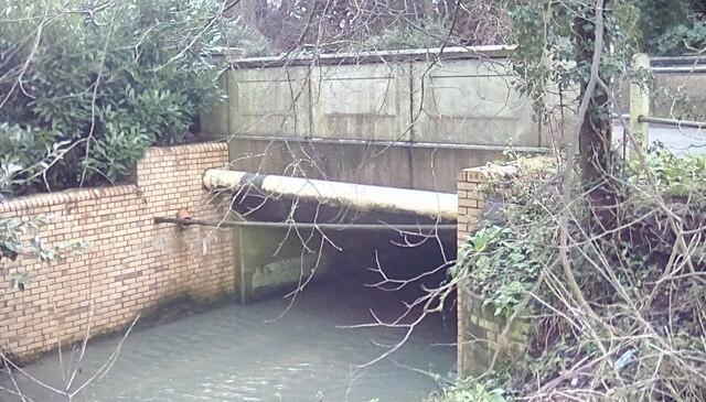 Church Street Bridge & River Fromus