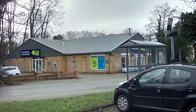 The Original Factory Shop, Saxmundham