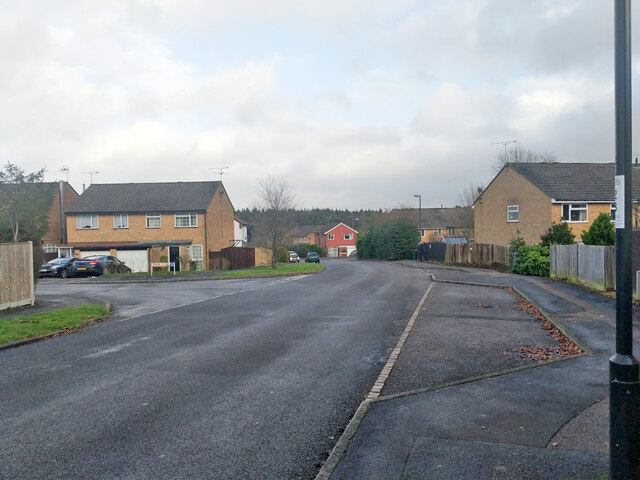Heathfield, Pound Hill, Crawley by Robin Webster