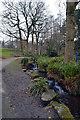 SE1435 : Stream, Lister Park, Bradford by habiloid