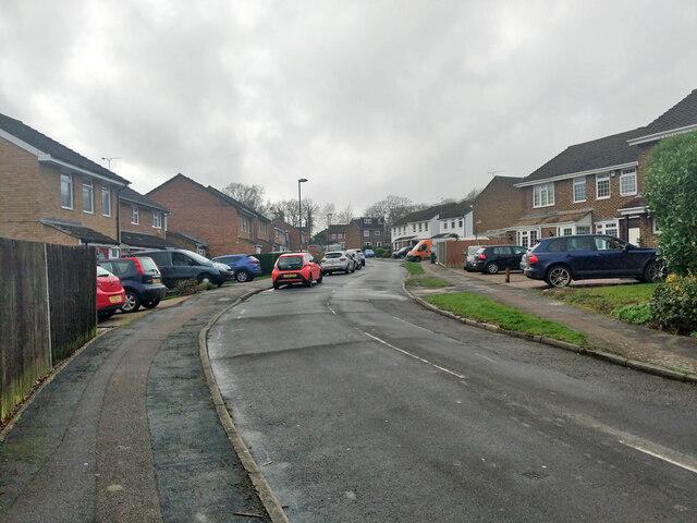 Bashford Way, Pound Hill, Crawley