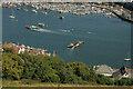 SX8751 : River traffic at Dartmouth by Derek Harper