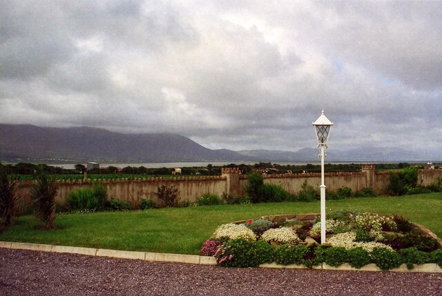 View from 'The Fairways', Tralee - June 1994