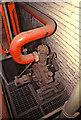 SD7036 : Brockhall Hospital boiler house by Chris Allen