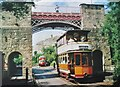 SK3455 : Crich - National Tramway Museum by Colin Smith