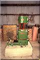 SK3057 : Cromford Wharf Museum - Drysdale steam engine by Chris Allen
