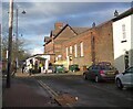 SJ9295 : Covid-19 Vaccination Centre by Gerald England