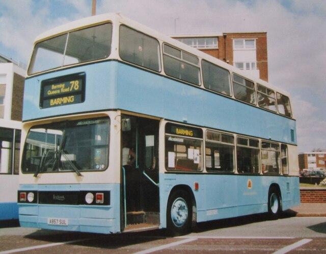 Worthing - Maidstone Bus