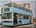 TQ1302 : Worthing - Maidstone Bus by Colin Smith