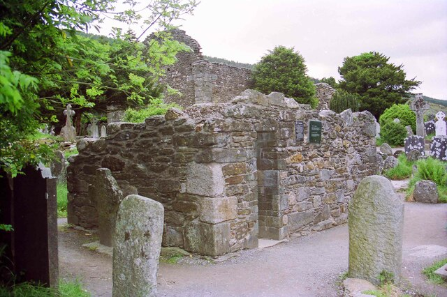 The Priests' House at Glendalough