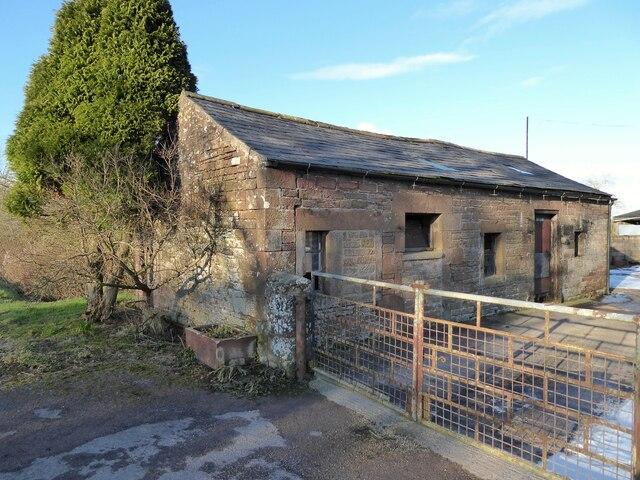 Farm building, Dale Croft