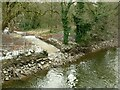 SE2336 : Failure of Newlay Weir (9) by Stephen Craven