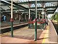 SD2877 : Platform 3, Ulverston Station by Adrian Taylor